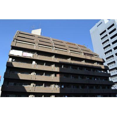 朝日プラザ梅田�U 750万円 8.80% 中津駅徒歩3分、梅田駅徒歩7分