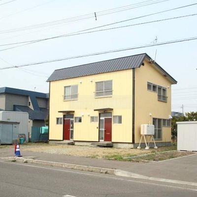 一棟二戸建(上江別西町1−14)