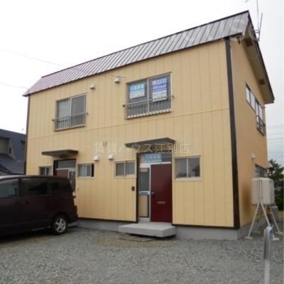 上江別西町1−14一棟二戸建(右)
