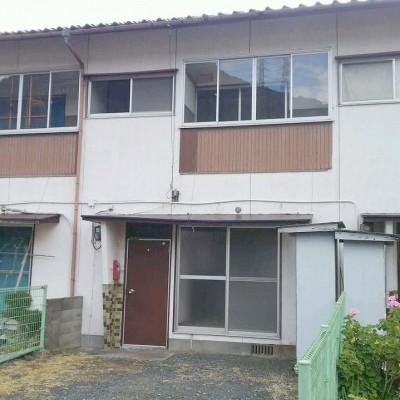 矢羽田アパートB棟