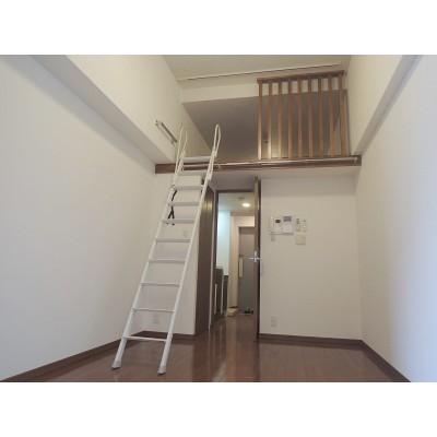 三宮エリアの学生さんにもアクセス便利な春日野道 | 全室ロフト付1Kマンション