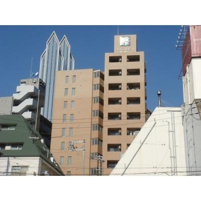 新神戸1Kマンション分譲賃貸 | 学生さん・社会人さん・女性ひとり暮らしお薦め
