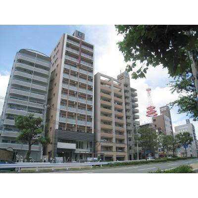 兵庫県庁エリア1Kマンション分譲賃貸ロフト付き | 学生さん・社会人さん・女性ひとり暮らしお薦め
