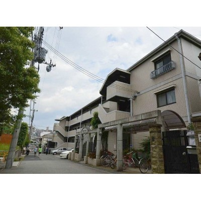 JR垂水駅山手徒歩15分ほどの落ち着いた住宅エリア | 光インターネット導入マンション