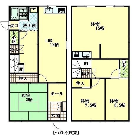 賃貸物件詳細 亀田町貸家
