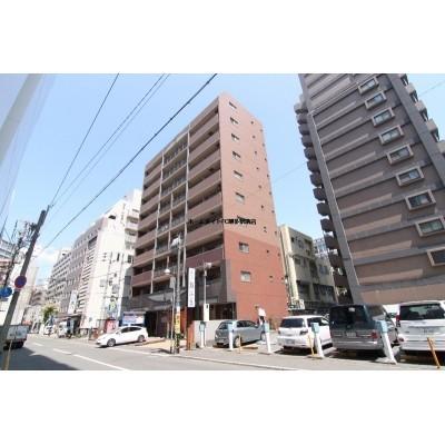猫も飼育可のマンション。博多駅徒歩圏内の好立地です。