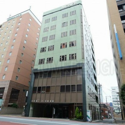 *JR小倉駅徒歩8分*モノレール平和通駅徒歩6分 *銀行等のオフィスが立ち並ぶ北九州のビジネス街です!!