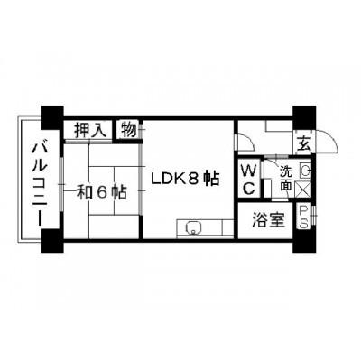 コンビニ・スーパー徒歩圏内☆敷金・礼金、無料!
