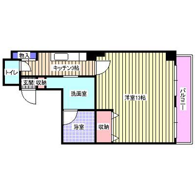 小倉駅徒歩5分の駅近マンション!