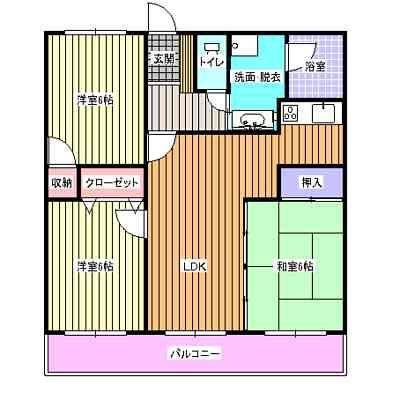 JR城野駅徒歩圏内でスーパーなども徒歩圏内!!生活かなり便利です☆
