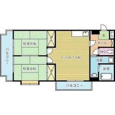 タイル張りの外観 フローリング張りのきれいな室内☆ 清潔感あるエントランス☆ 魅力の低価格!改装前!