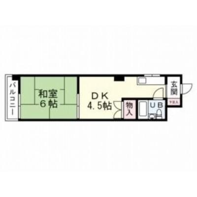 人気の馬借エリア!全室IKEAの照明器具付きでオシャレに! 北九州市医療センター徒歩圏内です!
