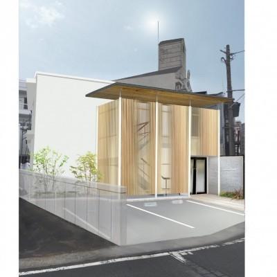 Wifi無料 1階中庭・倉庫付 デザイナーズマンション