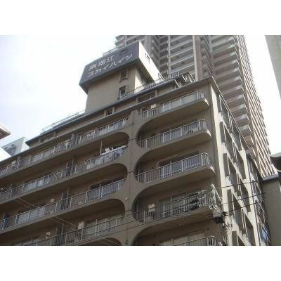 南堀江スカイハイツ 1,100万円 7.63% 桜川駅徒歩4分